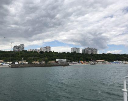 """Экскурсия на пароходе от """"Райский Уголок Одесса"""""""